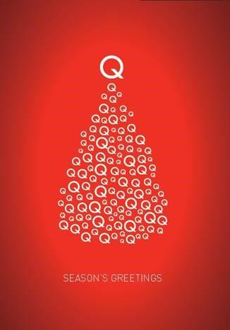 Q free seasons greetings q free christmas card m4hsunfo