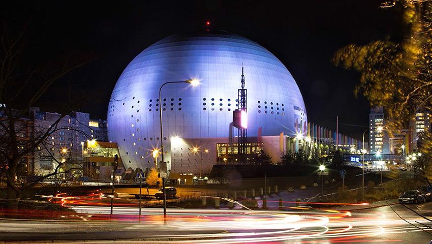 Ericsson Globe Sweden Q Free