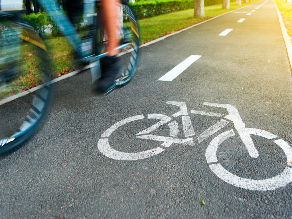 Q-Free Bicycle and Pedestrian Monitoring