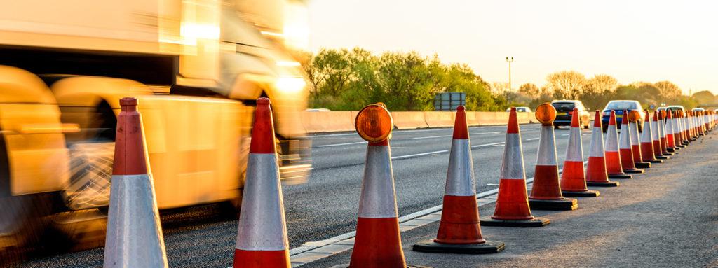 LaneAware lane closure management