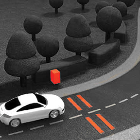 HI-TRAC UTC-P Illustration | traffic counter and classification system