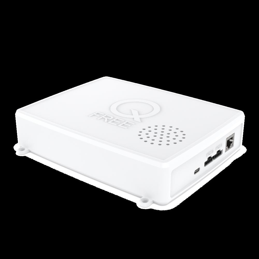 Controller unit, network connectors