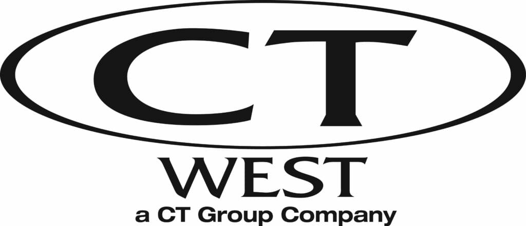 CT West a CT Group Company Logo
